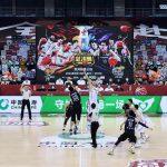 Chine: Les Southern Tigers de Guangdong conservent leur titre de champions