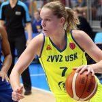 LFB: L'internationale tchèque Alena Hanusova signe à Landerneau
