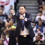 """Julien Espinosa (coach Chalon) : """"nous avons manqué de réalisme en défense"""""""
