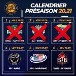 Pro B: Deux matches de préparation d'Evreux annulés