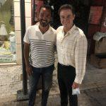 Grèce: Rick Pitino adoube son successeur au Panathinaikos, Giorgos Vovoras