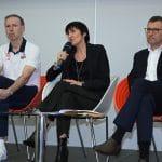Lundi 24 août: lancement de la saison médiatique avec les équipes de France à l'INSEP
