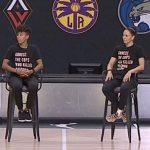 WNBA: Après deux journées de manifestation, la saison va reprendre