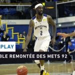 Replay by TCL : Revoir Metropolitans 92 – Limoges CSP (2019)