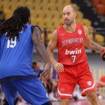 Euroleague : l'Olympiakos suggère d'alléger les restrictions de voyage pour les équipes