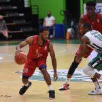 """Brandon Jefferson (Strasbourg) : """"Rejoindre l'équipe est une nouvelle étape dans ma carrière. Coach Tuovi croit en moi"""""""
