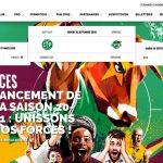 Jeep®ÉLITE : le site internet du CSP Limoges fait peau neuve