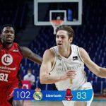 Espagne: 25 points pour Fabien Causeur (Real Madrid) face à Saragosse