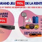 Jeu concours – Gagnez + de 1 000 € de lots avec TCL !