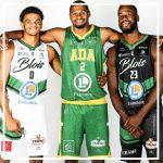 Pro B : Blois présente ses nouveaux maillots