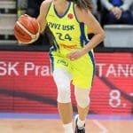 Féminines: Veronika Vorackova, un quadruple double à 21 ans !