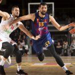 """Nikola Mirotic (FC Barcelone) : """"Nous avions besoin de quelqu'un comme Jasikevicius"""""""