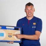 Espagne: Sarunas Jasikevicius (FC Barcelone) positif au Covid-19