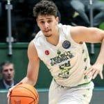 Turquie: Alperen Sengun, 18 ans, numéro 1 de la ligue à l'évaluation