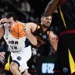 BCL: Dijon s'en sort en prolongation face à Keravnos
