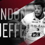 """Brandon Jefferson (Strasbourg): """"Ce soir jouer contre mon ancienne équipe m'a motivé c'est certain. J'étais très excité par ce match"""""""