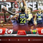 Turquie: 18 points et 15 rebonds pour Mam Jaiteh (Gaziantep) face au Fenerbahçe