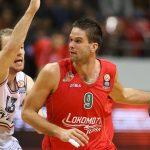 VTB League: 17 passes décisives pour l'ex-Villeurbannais Mantas Kalnietis