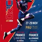 Qualifications Euro 2022: 4 matches à Pau en novembre