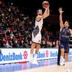 Euroleague: 37 d'évaluation pour Sergio Rodriguez et un nouvel enfant