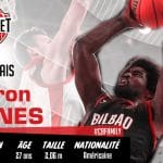 Cholet Basket engage Aaron Jones mais ne veut toujours pas jouer à huis clos
