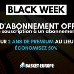 Promo Black Week : 1 an d'abonnement Premium supplémentaire offert !