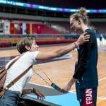 Equipe de France féminine – Céline Dumerc, la rookie