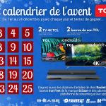 Jeu-concours : le Calendrier de l'Avent par TCL (+ de 6000€ de lots)