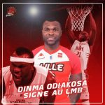 Pro B – Dinma Odiakosa remplace Marshall Moses à Lille