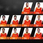 Espagne: 16 joueurs pré-sélectionnés pour les deux matches de fin novembre