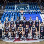 Ranking mondial de la FIBA: La France toujours 6e