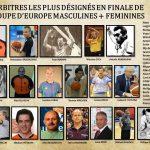 Yvan Mainini est l'un des trois arbitres à avoir arbitré le plus de finales de Coupes d'Europe