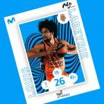 Espagne: Louis Labeyrie (Valence) élu MVP du mois de novembre