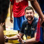 """Marc Steutel (coach Grande-Bretagne): """"nous voulons nous qualifier pour l'EuroBasket"""""""