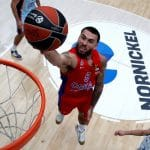 Mike James (CSKA Moscou) de nouveau écarté par Dimitris Itoudis