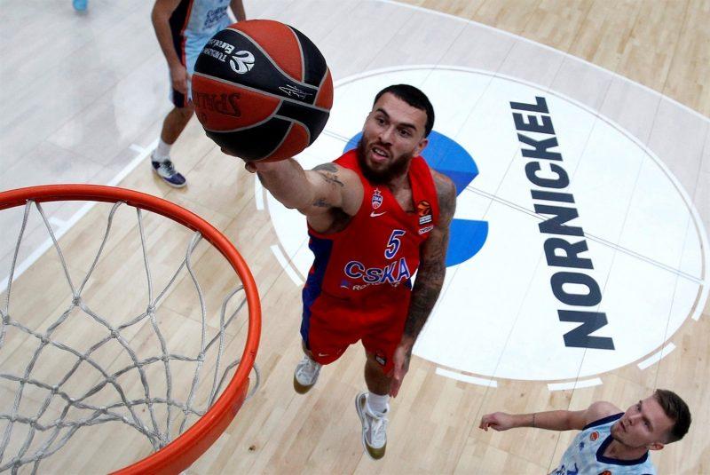 Mike James (CSKA Moscou), un soliste si talentueux   Basket Europe