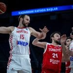La Bosnie, la Croatie et la Grèce qualifiées à l'EuroBasket 2022
