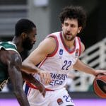 Euroleague: 33 points pour Vasilije Micic (Anadolu Efes) face au Panathinaikos