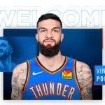 Vincent Poirier: Des Boston Celtics au Oklahoma City Thunder