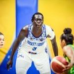 Euroleague Féminine: Basket Landes cède dans le dernier quart-temps face à Sopron, 59-70