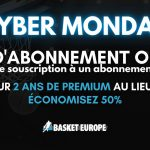 Promo Cyber Monday : 1 an d'abonnement Premium supplémentaire offert !