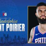 NBA: Vincent Poirier officiellement aux Philadelphia Sixers