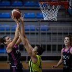 Euroleague féminine: Vainqueur du Fenerbahçe, l'ASVEL est en bonne position pour accéder aux quarts-de-finale