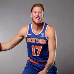 Ignas Brazdeikis (New York Knicks) va probablement obtenir le passeport lituanien