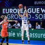 Euroleague Féminine: Basket Landes s'offre le scalp de Bourges, 69-66