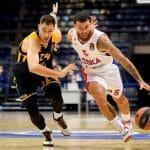 Euroleague : Mike James libéré de son contrat pour la fin de saison afin de rejoindre la NBA