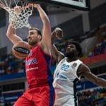 Euroleague: Nikola Milutinov est le MVP de décembre
