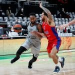 "ASVEL 78, CSKA Moscou 87 – David Lighty : ""Mike James est impressionnant, il sait tout faire"""