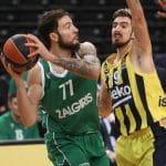 Euroleague : Nando De Colo seul rescapé du naufrage du Fenerbahçe à Kaunas