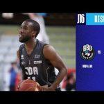 Le résumé by TCL : Boulazac vs Dijon (16e journée de Jeep Elite)